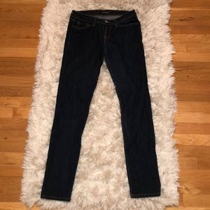Flying Monkey Blue Skinny Jeans